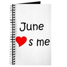 Funny June Journal