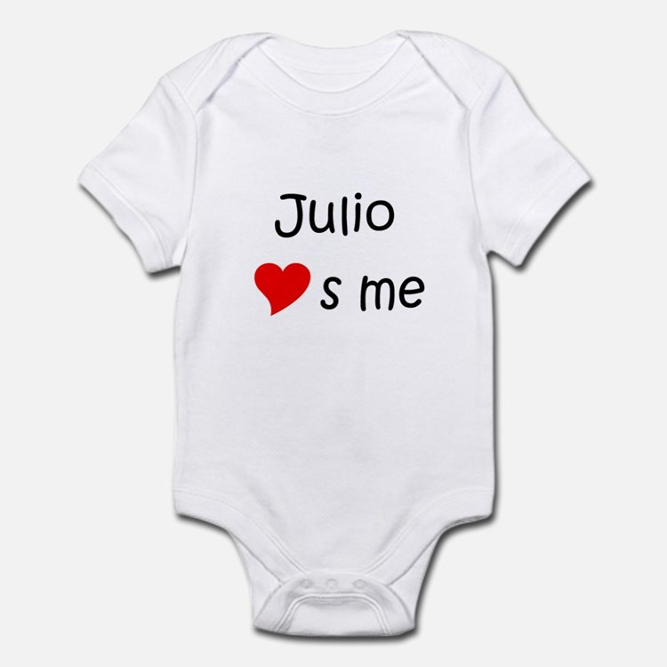Cute Julio Infant Bodysuit