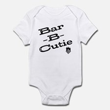 3 Guys Smokin' Infant Bodysuit