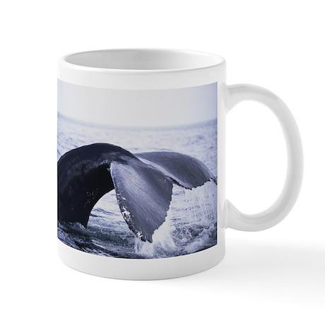 Whales Tail Mug