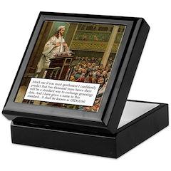 GEDCOM Prophet Keepsake Box