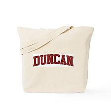DUNCAN Design Tote Bag