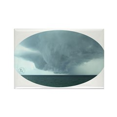 Tropical Storm Fay Rectangle Magnet (10 pack)