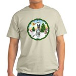 Take Off1/German Shepherd #12 Light T-Shirt