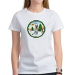 Take Off1/German Shepherd #12 Women's T-Shirt