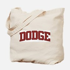 DODGE Design Tote Bag