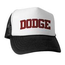 DODGE Design Trucker Hat