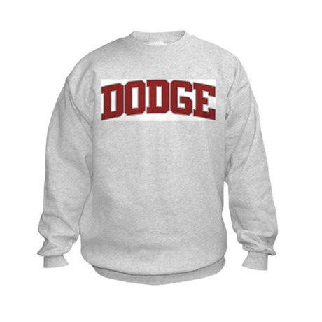 DODGE Design Kids Sweatshirt