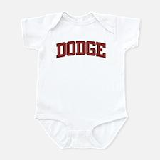 DODGE Design Infant Bodysuit