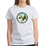 Take Off1/German Shepherd #11 Women's T-Shirt