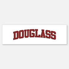 DOUGLASS Design Bumper Bumper Bumper Sticker