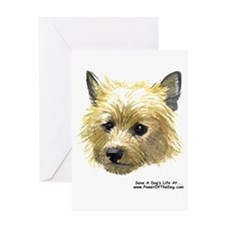 """WESTIE"" Greeting Card"