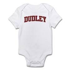 DUDLEY Design Infant Bodysuit