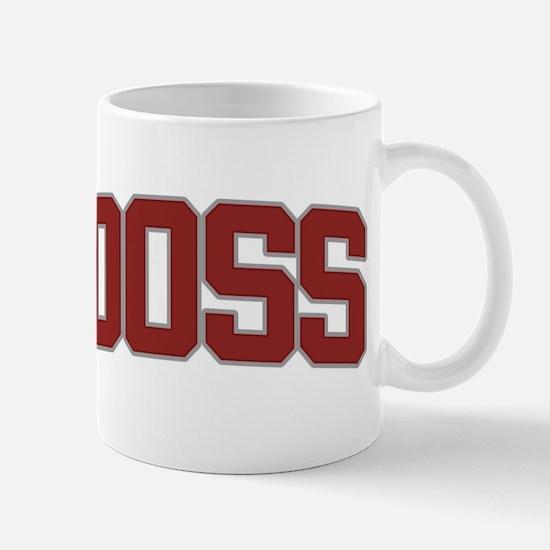 DOSS Design Mug