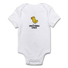 Owatonna Chick Infant Bodysuit