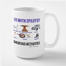 DANGEROUS ACTIVITIES Mug