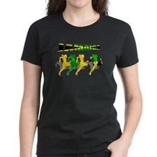 Jamaican Relay 4 by 400m Tee