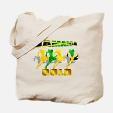 Jamaica Athletics Tote Bag