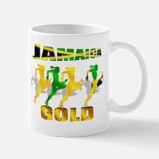 Jamaica Athletics Mug