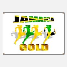 Jamaica Athletics Banner