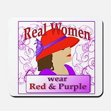 Real Women Mousepad