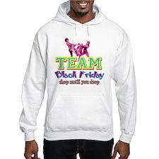 Team Black Friday Hoodie