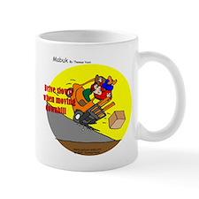 Forklift Safety Mug