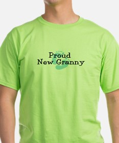 Proud New Granny B T-Shirt