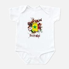 Butterfly Senegal Infant Bodysuit