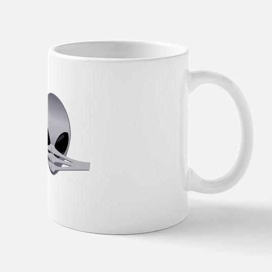 See No Evil Alien Mug