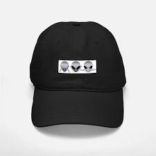 See No Evil Alien Baseball Hat