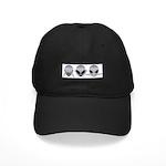See No Evil Alien Black Cap