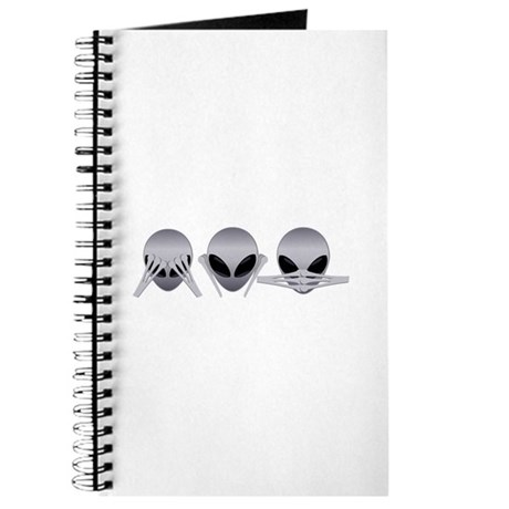 See No Evil Alien Journal