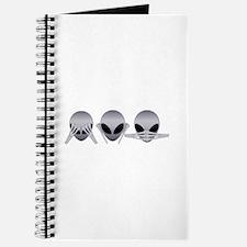 See No Evil Alien Journal