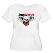 IronWorks Skull Flyer T-Shirt