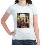 Suspect Company Jr. Ringer T-Shirt
