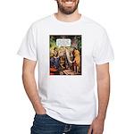 Suspect Company White T-Shirt