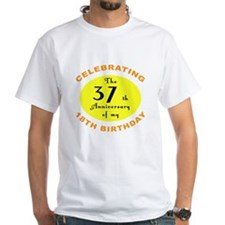 Celebrating 55th Birthday Shirt
