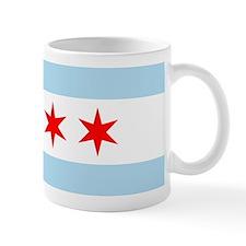 Chicago Flag Small Mug