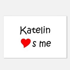 Funny Katelin Postcards (Package of 8)