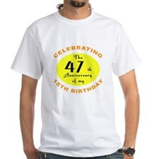 Celebrating 65th Birthday Gifts Shirt