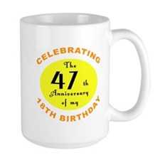 Celebrating 65th Birthday Gifts Mug