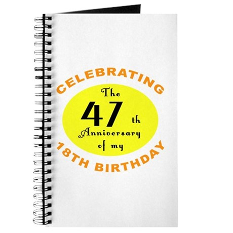 Celebrating 65th Birthday Gifts Journal