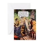 Suspect Company Greeting Cards (Pk of 10)