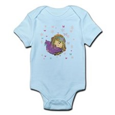 Fantasy winter dreaming Infant Bodysuit