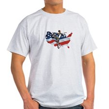 Skating in the USA T-Shirt