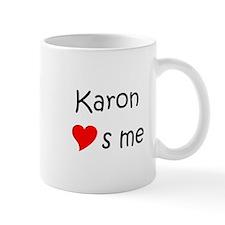 Unique Karon Mug