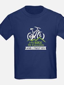 My Bike is Calling T