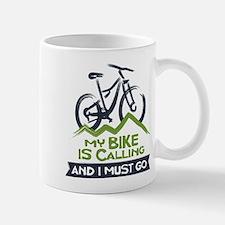 My Bike is Calling Mug