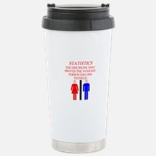 mathematics gifts t-shirts Travel Mug